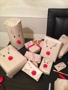 Easy but cute wrapping