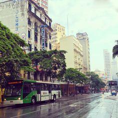 Sao Joao Avenue, Sao Paulo - Brazil