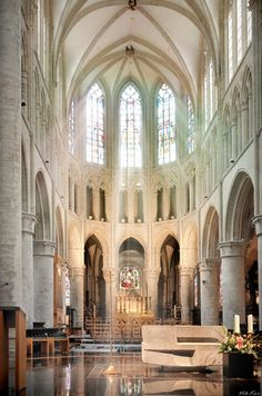 St. Michael and St. Gudula Cathedral - Brussels, Belgium
