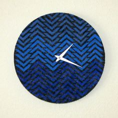Unique Wall Clock Home and Living Home Decor Eco by Shannybeebo, $44.00