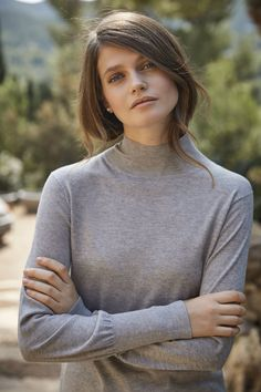 The new BMuir silk cashmere collection is finally here. Fall in love with the weightless and thin knit that feels incredibly soft on skin.  Find more knits at www.balmuir.com  #balmuir #bmuircollection #knitwear #womensstyle #style #outfit #Inspiration #ibiza #SS20 New Tone, Summer Collection, Ibiza, Knits, Knitwear, Cashmere, Feels, Aesthetics, Turtle Neck