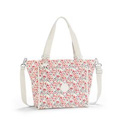 Kipling - NEW SHOPPER S Pop Floral print - Basic Tote Festival collection