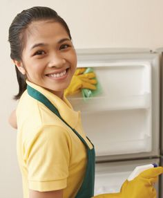 Make Your #Fridge Look Good as New with the Best in Fridge #Cleaning Services