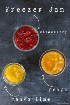 www.moderndayforager.com freezer jam recipes with and w/o pectin. My great aunt used to make this, but wouldn't share the recipe. Hoping this is at least close <3