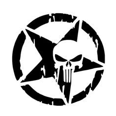 The Punisher Sticker / Vinyl Decal. Select the size and color you would like. You will receive the color and shape graphic that you select. Punisher Skull, Punisher Logo, Motorcycle Stickers, Bike Stickers, Funny Stickers, Skull Stencil, Stencil Art, Car Decals, Vinyl Decals