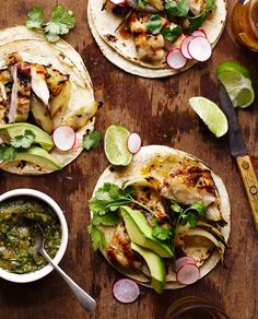 The Best of Tacos from the effortless chic