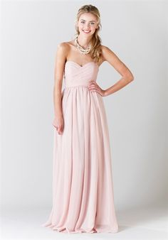Kennedy Blue Olivia Bridesmaid Dress The Wedding Pe Inc