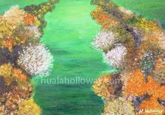"""Seasquirt"" by Nuala Holloway - Oil & Sand on Canvas (Part of Nuala's ""Coral Collection"" bringing attention to the beauty of this important and endangered Oceanic eco-system) www.nualaholloway.com #Coral #NualaHolloway #IrishArtist #Ecosystem"