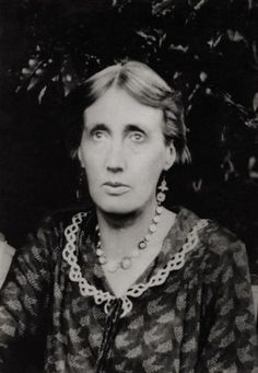 """""""I begin to doubt beautiful words."""" - Virginia Woolf, from The Complete Works of Virginia Woolf; Selected Letters"""