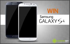 Giveaway: Get the Chance to Win a SAMSUNG Galaxy S4