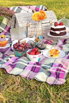 :) summer picnic