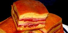 Bola de carne rápida Portuguese Recipes, Starters, Pancakes, Sandwiches, Yummy Food, Eat, Cooking, Breakfast, Portugal