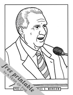 isaiah thomas coloring pages a year of fhe 2011 wk 39 pres thomas s monson pages isaiah coloring thomas. President Thomas S Monson, Lds Clipart, Primary Songs, Primary 2014, Lds Coloring Pages, Isaiah Bible, Isaiah Thomas, Fhe Lessons, Lds Church