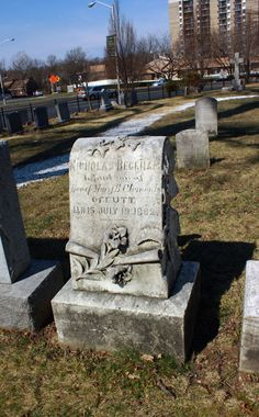 Old St. Mary's Cemetery, Rockville, MD