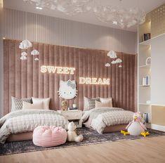 Simple Bedroom Design, Bedroom Wall Designs, Luxury Bedroom Design, Bedroom Closet Design, Home Room Design, Dream Home Design, Kids Bedroom Furniture, Home Decor Bedroom, Adobe Photoshop