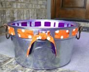 Orange U0026 Purple In Trendy Tailgating