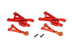 CNC Alloy Rear Suspension Arm Set for Baja 5b/5T/5SC