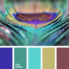 Color Palette #1848