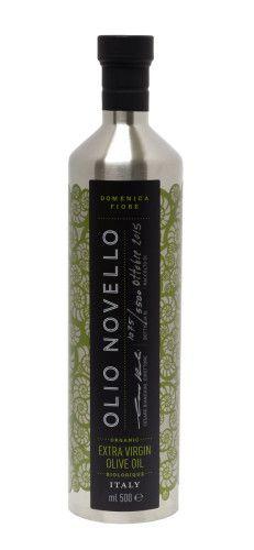 Olio Novello 500ml 2015