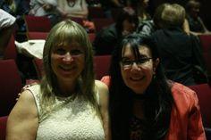 Silvia Tendlarz y Susana Hoffmann en BN RA.