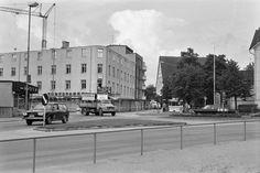 Laurinkatu Lohja, taustalla kirkko. Elokuu 1970. Kuvaaja Härö E. Museoviraston kuvakokoelmat. Street View, Museum, Historia