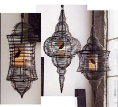 diy chandelier lamp shades - Bing Images