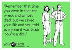 who saved your life
