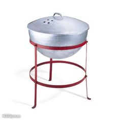 The United States has always been a home to inventors, tinkerers and problem solvers. Check out these crazy cool DIY inventions. Barbecue Weber, Bbq, Barbecue Smoker, Glamping, Cooking Bowl, Weber Kettle, Charcoal Grill, Cool Diy, Inventions