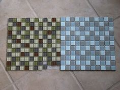 Sew Many Ways...: Tool Time Tuesday...Mosaic Tile Magnets