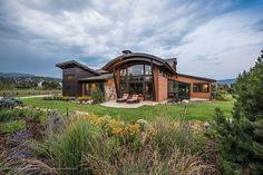 Roaring Fork House by Ellis Design Inc.