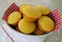 Made these cornbread muffins tonight! Best recipe yet for cornbread muffins,they were sooo good!!!!!