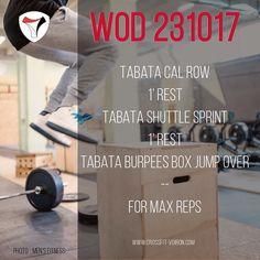 WOD 231017 #CrossFit #Voiron #CrossFitVoiron #Wod #Training #OriginalAthlete #DuSportMaisPasQue #Sport #BeCrossFit #sportunited #challengeyourself #communitycrossfit #beastmode #workout #fitspo #getfit #goals #goodlife