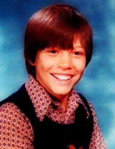A young Jon Bon Jovi