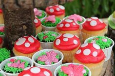 woodland fairy Birthday Party Ideas | Photo 46 of 116 | Catch My Party