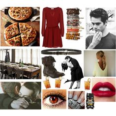 Meeting Stiles's dad by foreverunstoppable728 on Polyvore featuring Aéropostale, Good Charma, Martinica, Typhoon, Emile Henry, Alessi and Schott Zwiesel