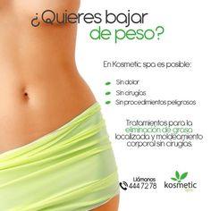 Kosmetic Spa: Tratamientos de reduccion