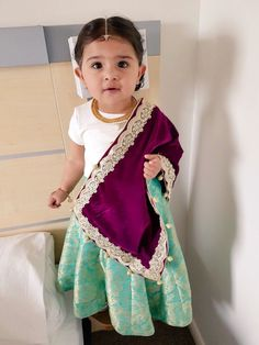 Dress for kids Dress For Kids Indian Wedding 60 Ideas Dress For Kids Indian Wedding 60 Ideas Fashion In, Baby Girl Fashion, Kids Fashion, Indian Fashion, Kids Indian Wear, Kids Ethnic Wear, Indian Baby Girl, Indian Girls, Dresses Kids Girl