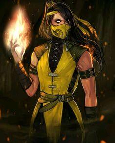 She-Scorpion