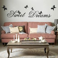 hot sell sweet dream quotes wall stickers home decorations living bedroom diy decals mural arts printing poster paper Vinyl Quotes, Wall Art Quotes, Quote Wall, Marilyn Monroe Wall Art, Sweet Dream Quotes, Art Vinyl, Vinyl Decals, Diy Wall Stickers, Diy Letters