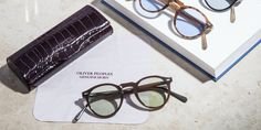 Oliver Peoples Launch - Mister HaganMister Hagan