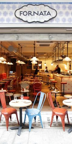 FORNATA 15 Kingly Street, Soho, W1B 5PS Fornata's majestic centrepiece, a giant wood-burning oven that would be intimidating if it didn't churn out such delights, calls to mind the communal cooking tradition of southern Italy. All the Italian standards are reassuringly present here, but the standout is the ingenious Fornata burger – a patty wrapped in pizza dough, which pairs neatly with the light zucchini fries. Don't miss the sottobosco either, an ice-cream based cocktail/dessert hybrid.