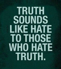 Never offend with your disposition, but never be afraid to stand on truth, no matter who is offended by it.