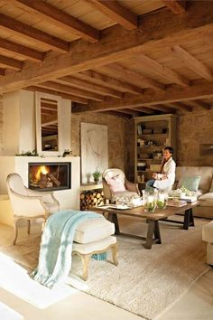 37 terrific ideas to get an authentic french country living room