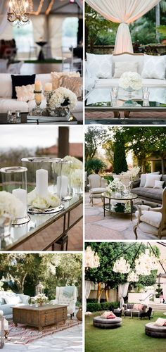 wedding lounges Swanky Wedding Lounges to Welcome Your Guests