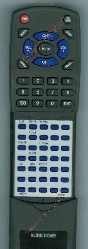 TOSHIBA Replacement Remote Control for 23306172, 29CF27E, CF27F30, CF27G30, CF30F40 by Toshiba. $39.95. This is a custom built replacement remote made by Redi Remote for the TOSHIBA remote control number 23306172. *This is NOT an original  remote control. It is a custom replacement remote made by Redi-Remote*  This remote control is specifically designed to be compatible with the following models of TOSHIBA units:   23306172, 29CF27E, CF27F30, CF27G30, CF30F40, CF30F40R...