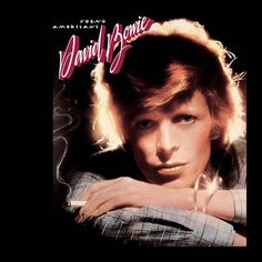 21 of the Best Album Covers of All Time: David Bowie - Young Americans (1975)