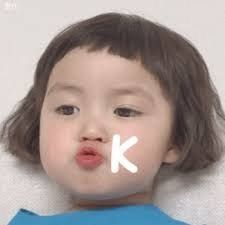 Cute Baby Girl Pictures, Cute Cartoon Pictures, Cute Anime Pics, Cute Asian Babies, Korean Babies, Cute Babies, Cute Baby Meme, Cute Love Memes, Cute Girly Quotes