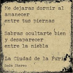 Soda Stereo Rock N Rol, Mr Wonderful, All About Music, Beautiful Songs, Film Music Books, Pink Floyd, Music Lyrics, Music Is Life, Music Artists