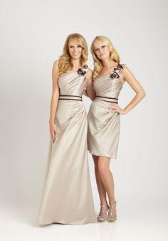 champagne bridesmaid dress | WhiteAzalea Bridesmaid Dresses: Champagne Bridesmaid Dresses