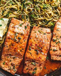 Quick Keto Dinner Recipes: 45 Low Carb Recipes You Can Make in 30 Minutes or Less — quick dinner recipes Zucchini Dinner Recipes, Low Carb Dinner Recipes, Keto Dinner, Keto Recipes, Cooking Recipes, Healthy Recipes, Healthy Zucchini, Dishes Recipes, Easy Fish Recipes